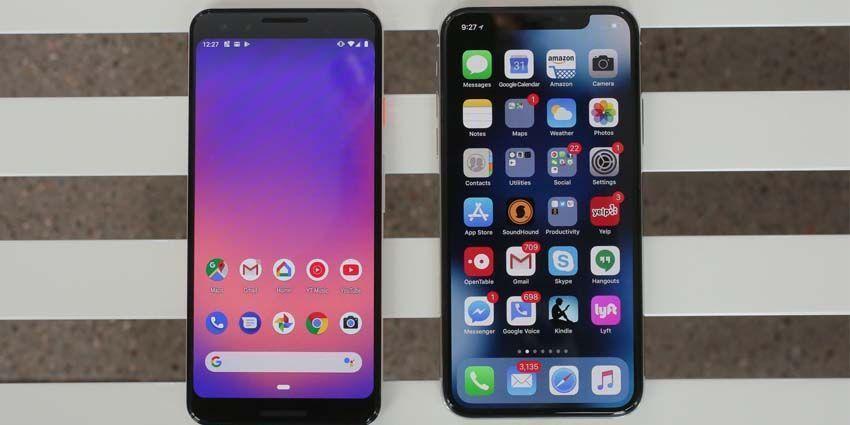 Google Pixel3, Iphone Xs, Galaxy S9, o Mi 8. Cual es mejor?