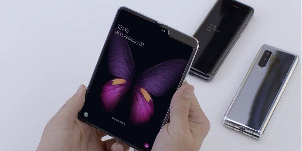 Galaxy Fold, el nuevo móvil plegable de Samsung