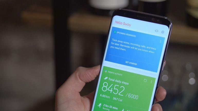 Bixby, el asistente de Samsung para móviles