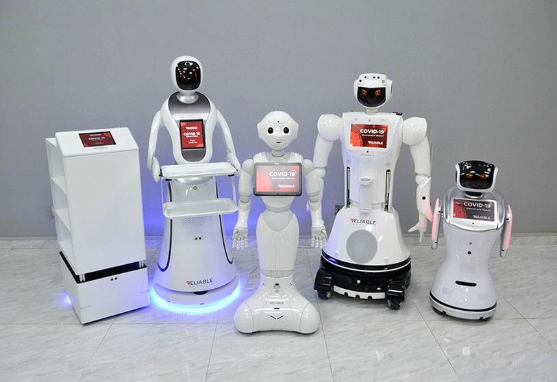 Los robots tomarán 50 millones de empleos en la próxima década