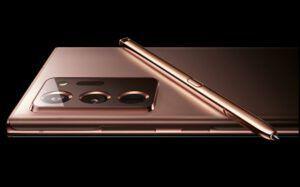 Samsung aparentemente acaba de filtrar el Galaxy Note 20 Ultra por accidente