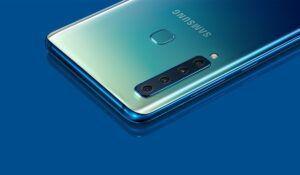 Revisión del Samsung Galaxy A9: 4 cámaras, cero encanto