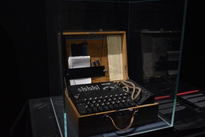 Máquina de encriptación Enigma